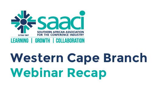 Western Cape Webinar recap